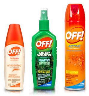 Bug Spray/Repellent