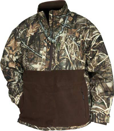 drake waterfowl mst eqwaderplus quarter zip
