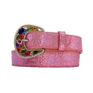 3d Pink Belt