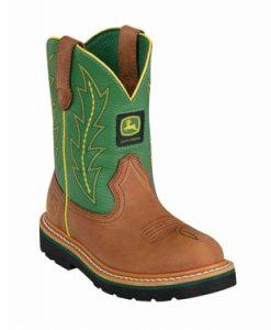 john deere youth johnny popper boots