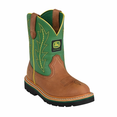 john deere youth johnny popper boots