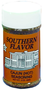 southern flavor cajun hot seasoning