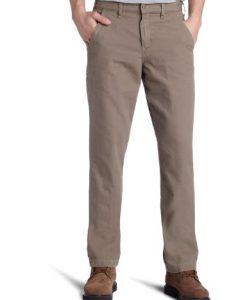 carhartt men's canvas khaki relaxed fit straight leg,mushroom