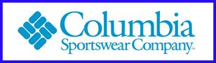 columbia clothing sportswear logo