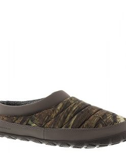 columbia packed out slippers mossy oak/mud