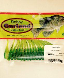 """bobby garland 2.5"""" stroll'r crappie bait"""