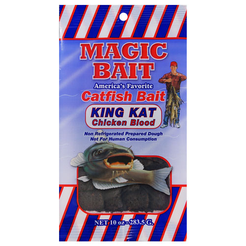 magic bait king kat chicken blood 10 oz.