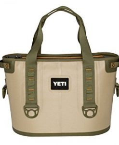 yeti hopper 20 field tan /blaze orange