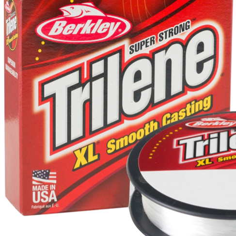 berkley trilene® xl® smooth casting