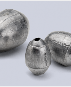 bullet weights egg sinker 1/8 oz. 10 pc.