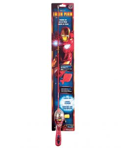 shakespeare disney iron man fishing kit