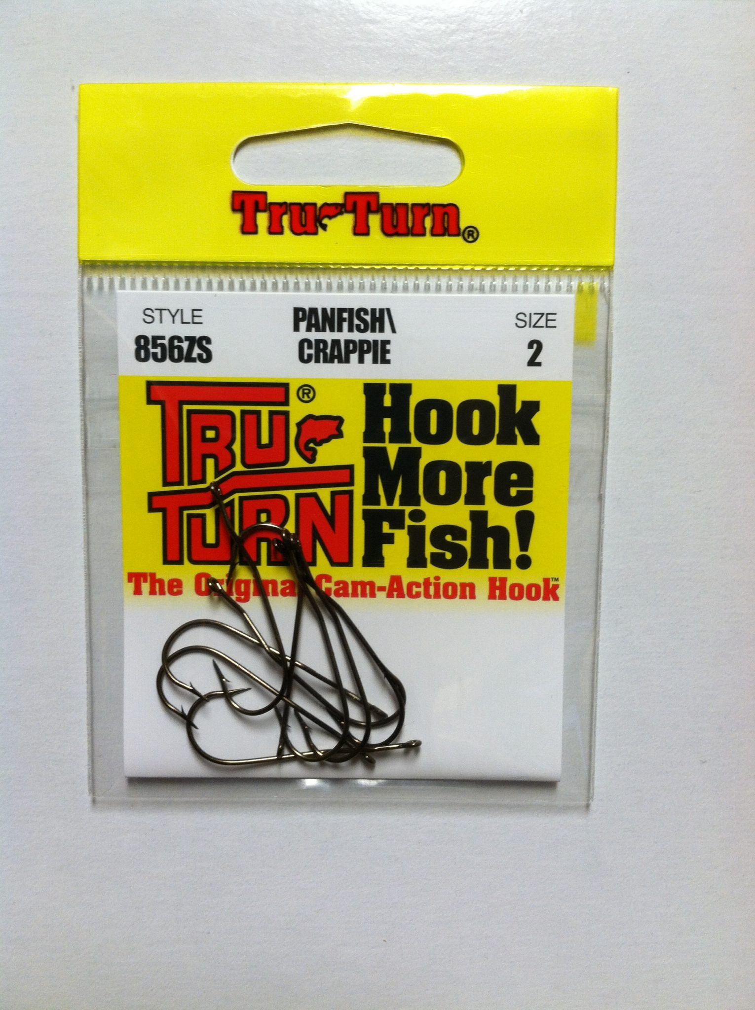 tru-turn aberdeen panfish/crappie hook 9 pk.