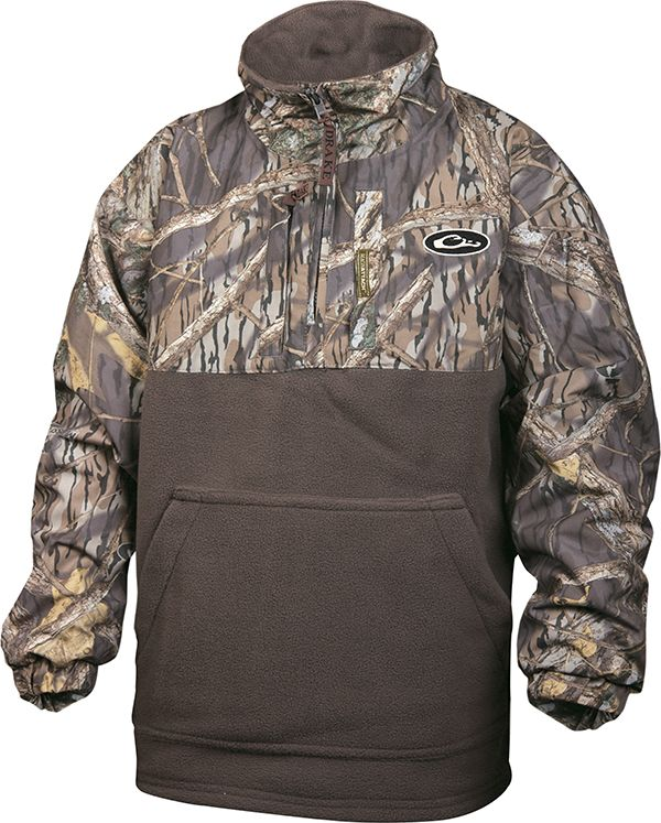 drake young guns mst eqwader quarter-zip