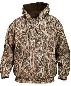 drake mst waterproof full zip hoodie