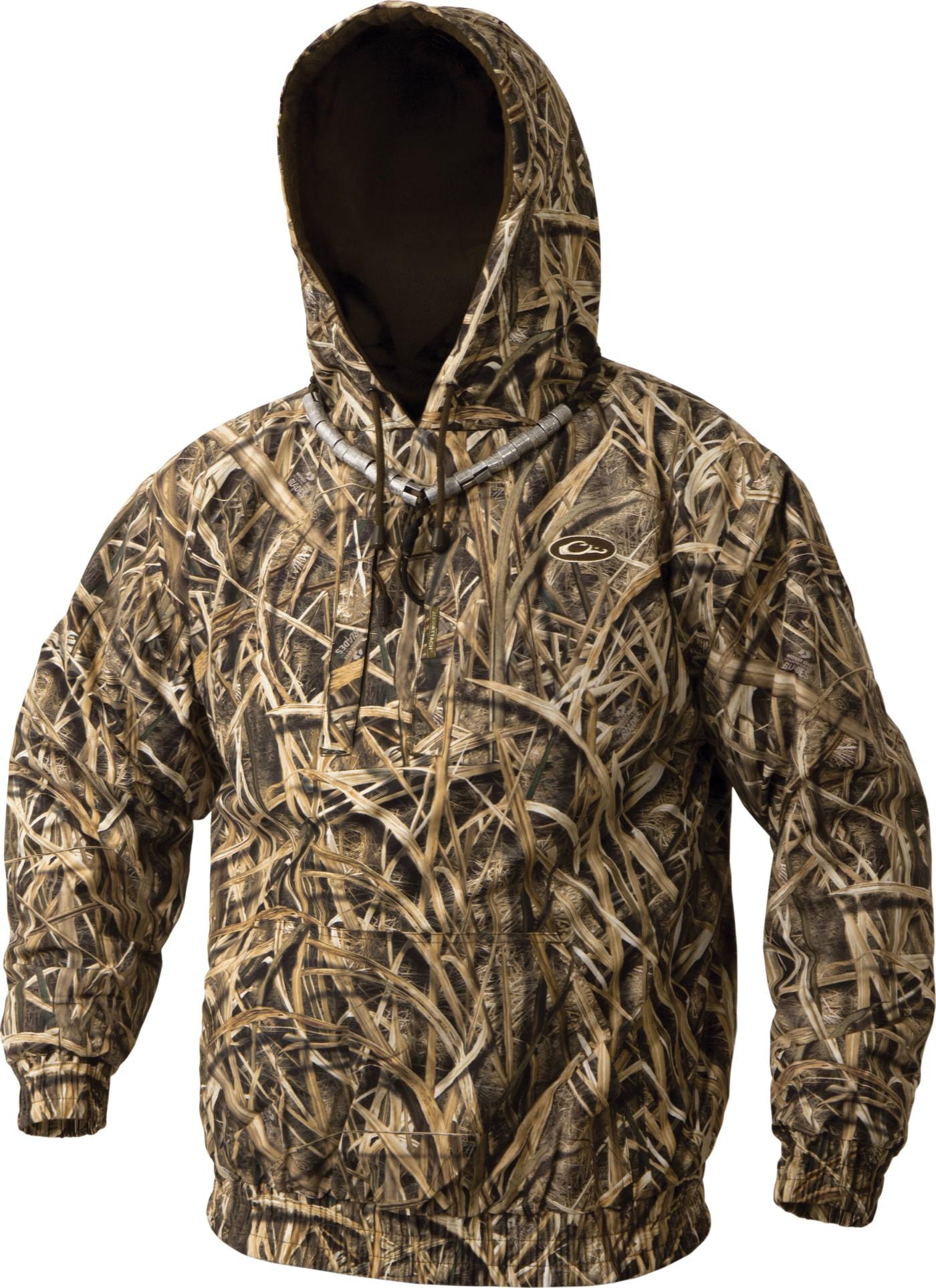 drake mst waterproof hoodie