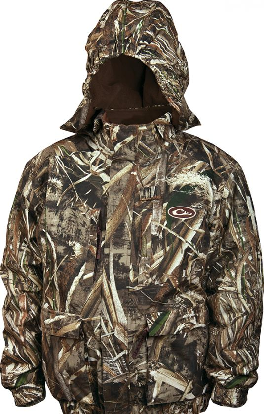 drake young guns mst strata systems coat