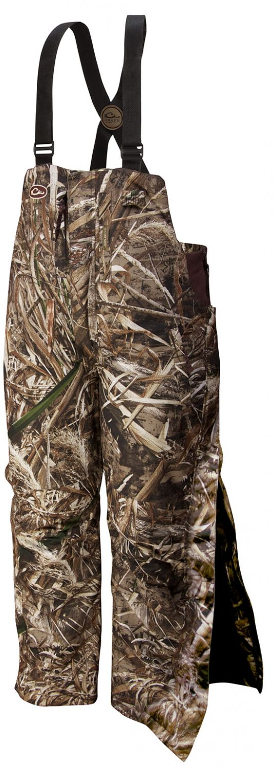 drake young guns lst insulated bib