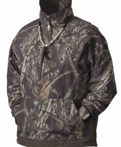 a10f2c789c6b5 Drake Mst Waterfowl Fleece-lined Quarter-zip 2.0 | Safford Trading ...