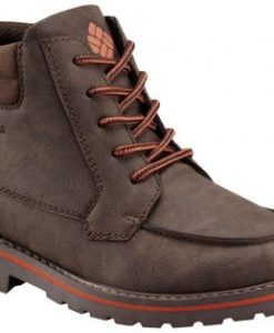 columbia youth lewis ridge leather boot