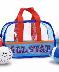 melissa & doug sports bag fill and spill