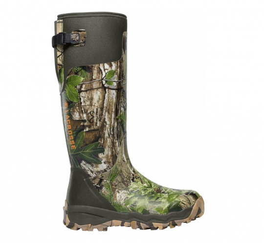 lacrosse realtree xtra green