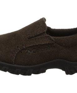 columbia toddler adventurer moccasin shoe