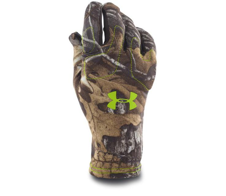 under armour men's scent control hunting glove