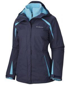 columbia women's blazing star interchange jacket