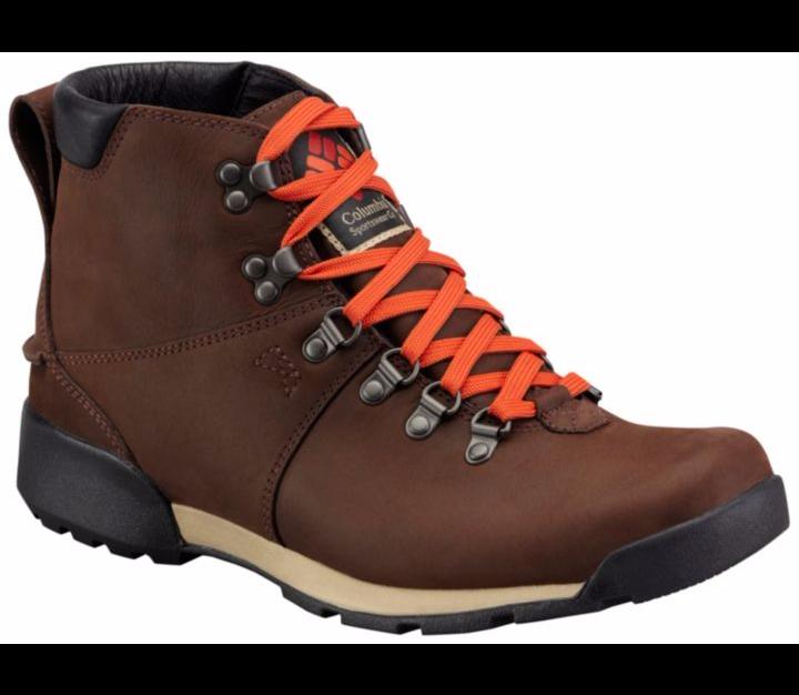 columbia men's original alpine leather boot