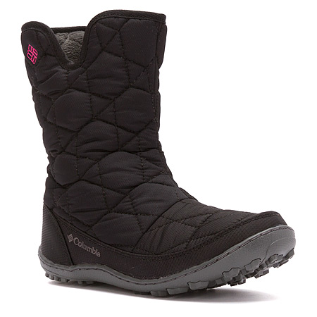 columbia youth minx slip omni-heat waterproof