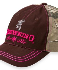 browning jeweled cap for her