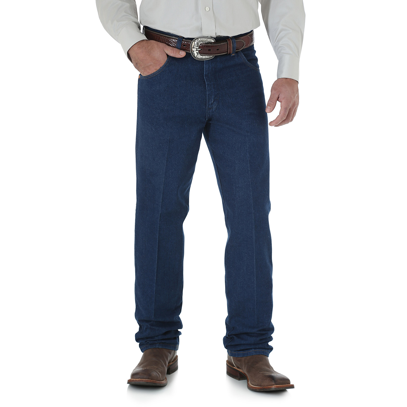 wrangler cowboy cut relaxed fit jean