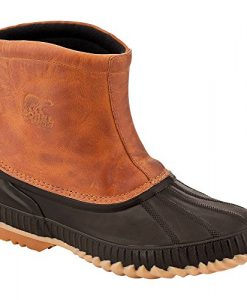 sorel men's cheyanne premium rain boot