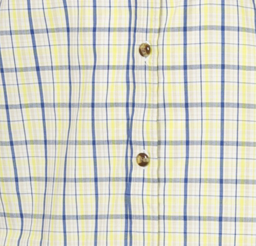 drake plaid weekender shirt