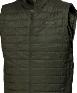 drake men's synthetic down vest