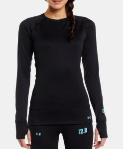under armour women's 2.0 base crew