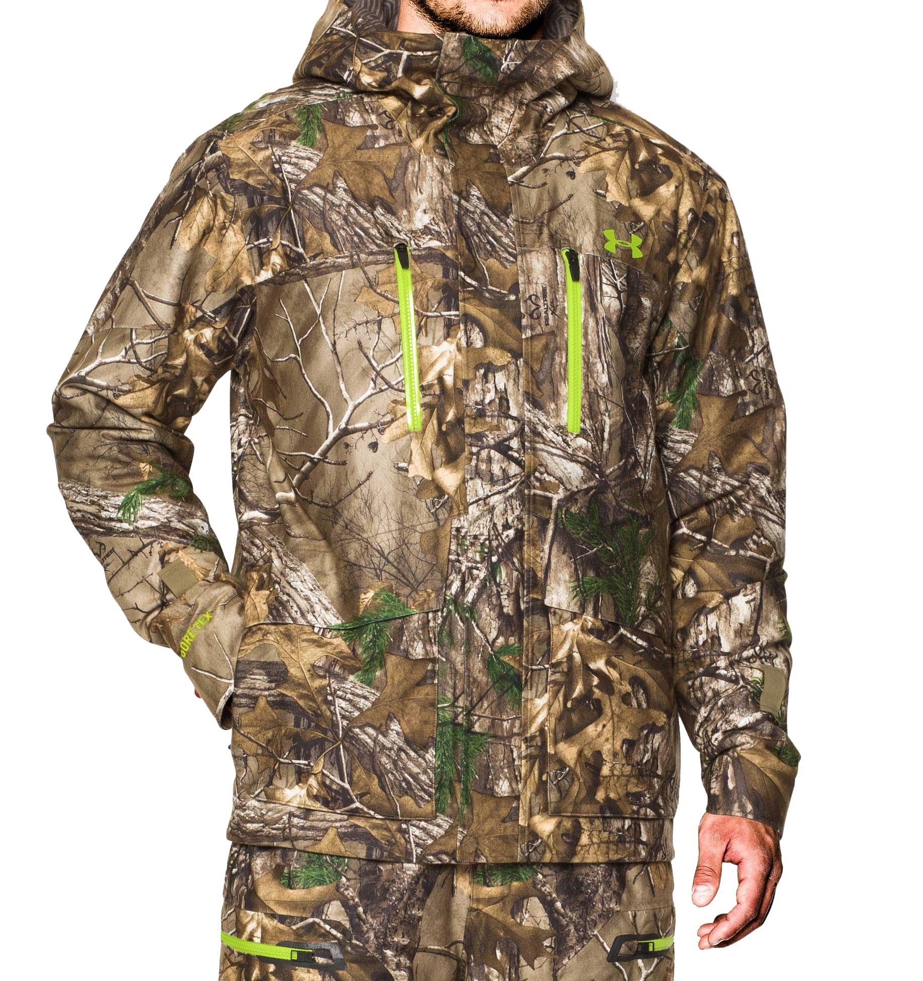 under men's armour storm gore-tex insulator jacket