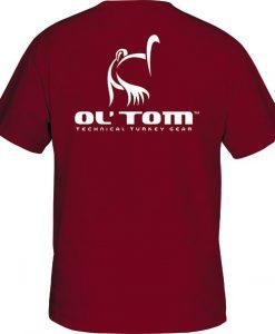 ol' tom logo t- shirt