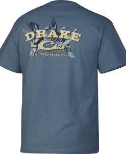 drake sprigs s/s t-shirt