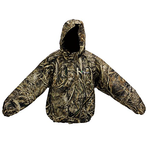 frogg toggs pro action camo jacket, realtree max 5