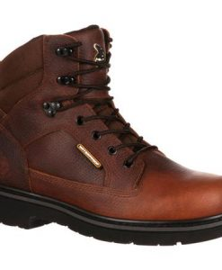 georgia boot men's glennville waterproof work boots