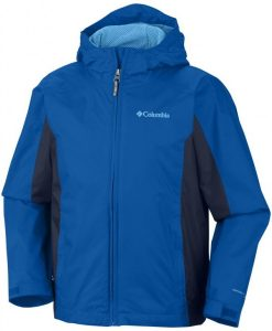 columbia boys wet reflect jacket