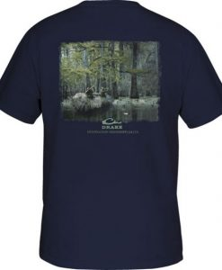drake mississippi delta, destination series s/s t-shirt