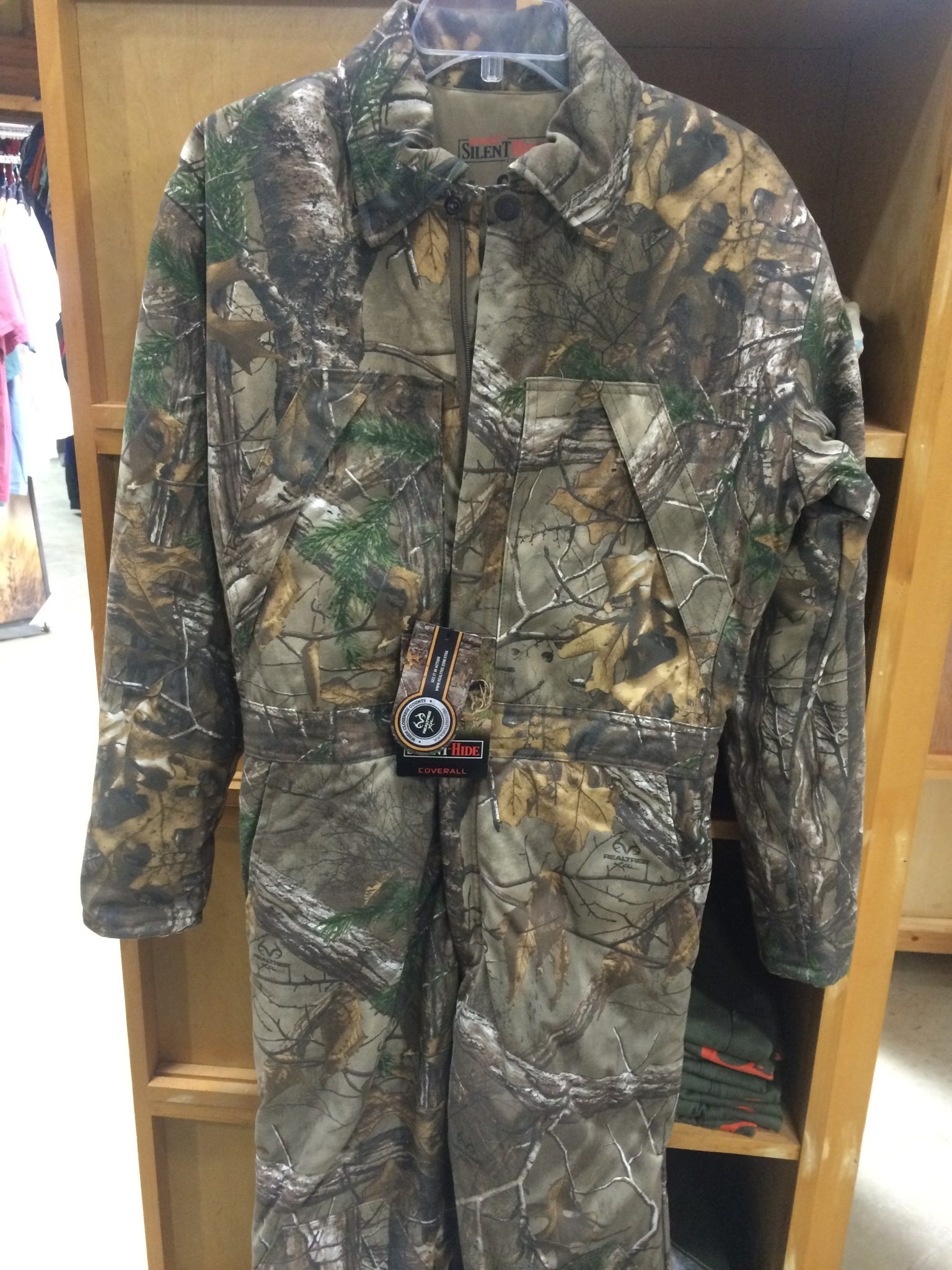 readhed coveralls realtree xtra