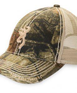 browning bozeman mesh back camo cap