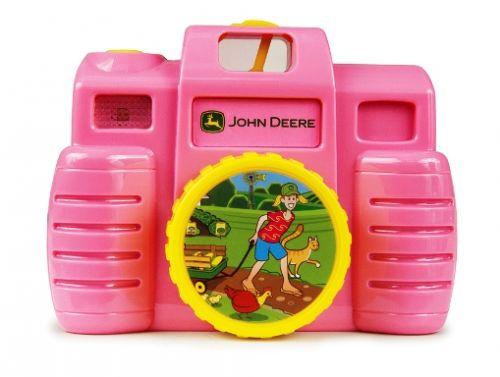 ertl john deere barnyard friends camera