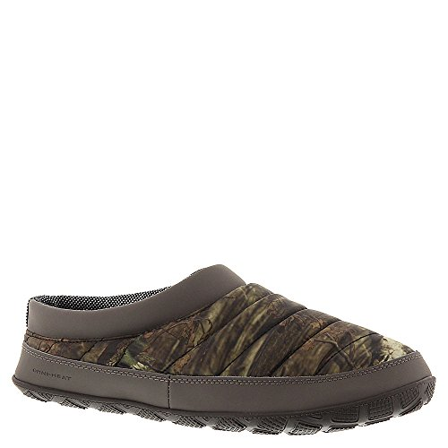 columbia men's mossy oak/mud packed out il omni heat camo