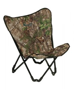 ameristep turkey stopper chair, realtree xtra green camo
