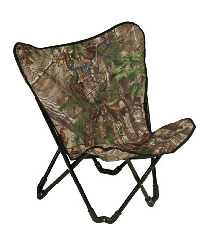 ameristep turkey stopper chair, realtree xtra green camo