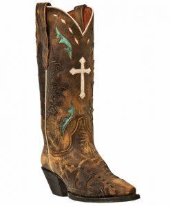 "dan post ladies anthem 13"" boots"